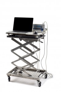 UTC System on mobile stand